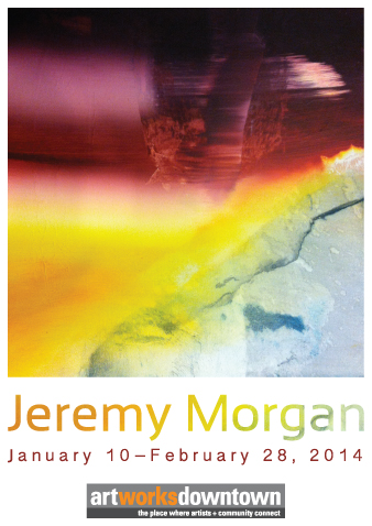 Jeremy Morgan Exhibit at Art Works Downtown